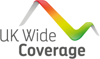UK wide coverage
